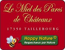 Le Miel des Parcs de Châteaux